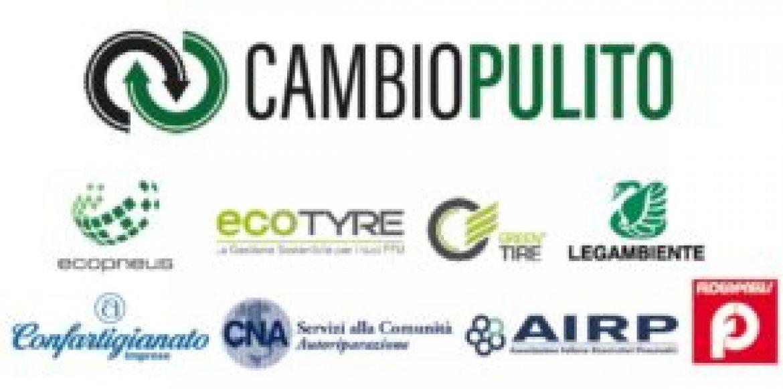 AUTORIPARAZIONE – Al via 'CambioPulito': la filiera degli pneumatici e PFU in campo per la legalità
