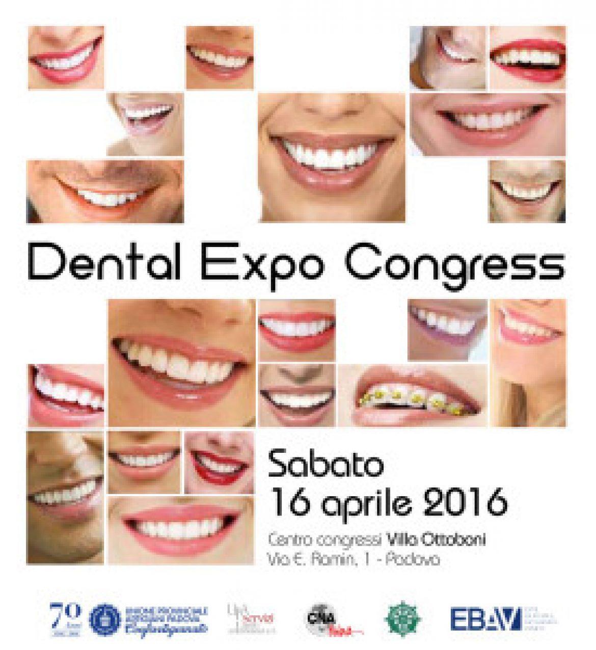 Dental Expo Congress: l'appuntamento annuale in Veneto che conferma il valore della collaborazione tra medici e tecnici