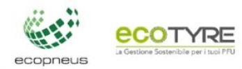 AUTORIPARAZIONE – I consorzi Ecopneus ed Ecotyre aumentano la quantità della raccolta degli pneumatici fuori uso