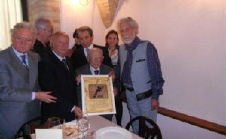 L'Anap di Teramo festeggia uno straordinario artigiano