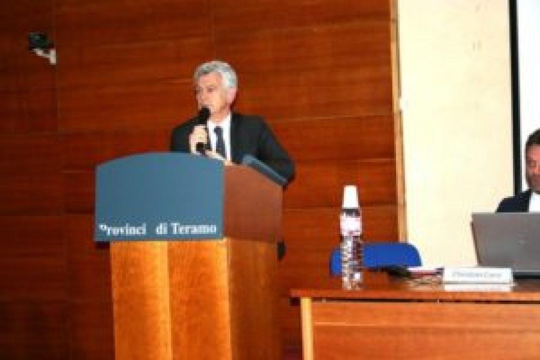 Rassegna stampa. L'articolo de Il Centro sul seminario informativo organizzato dalla Provincia.